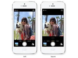 Camera - iOS 7