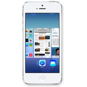 iOS 7 - Multitasking