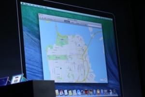Maps fyrir OS X