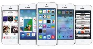 iOS 7 - iPhone 5