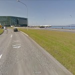 Harpa tónlistarhús - Google Street View