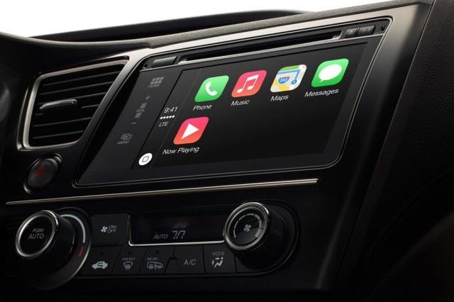 iOS - Carplay