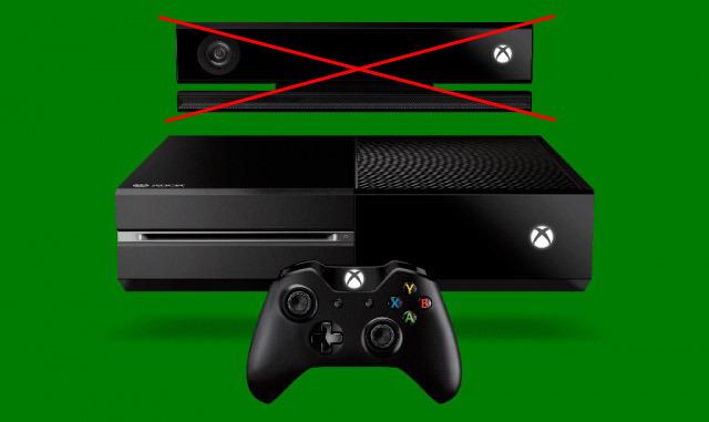 Xbox One án Kinect