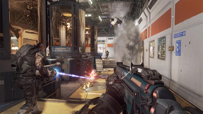 Call of Duty - Advanced Warfare - Biolab
