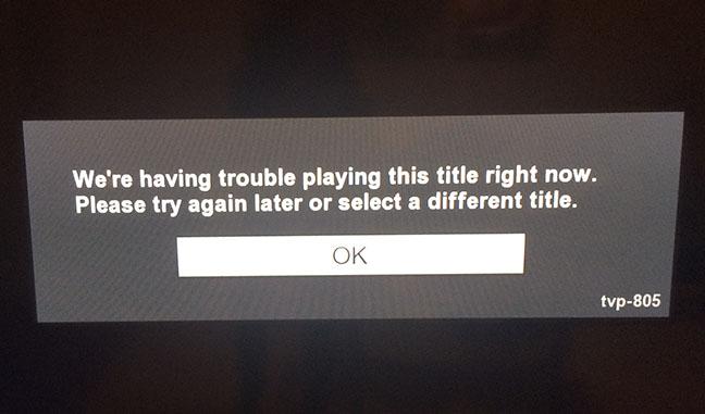 Netflix - Down
