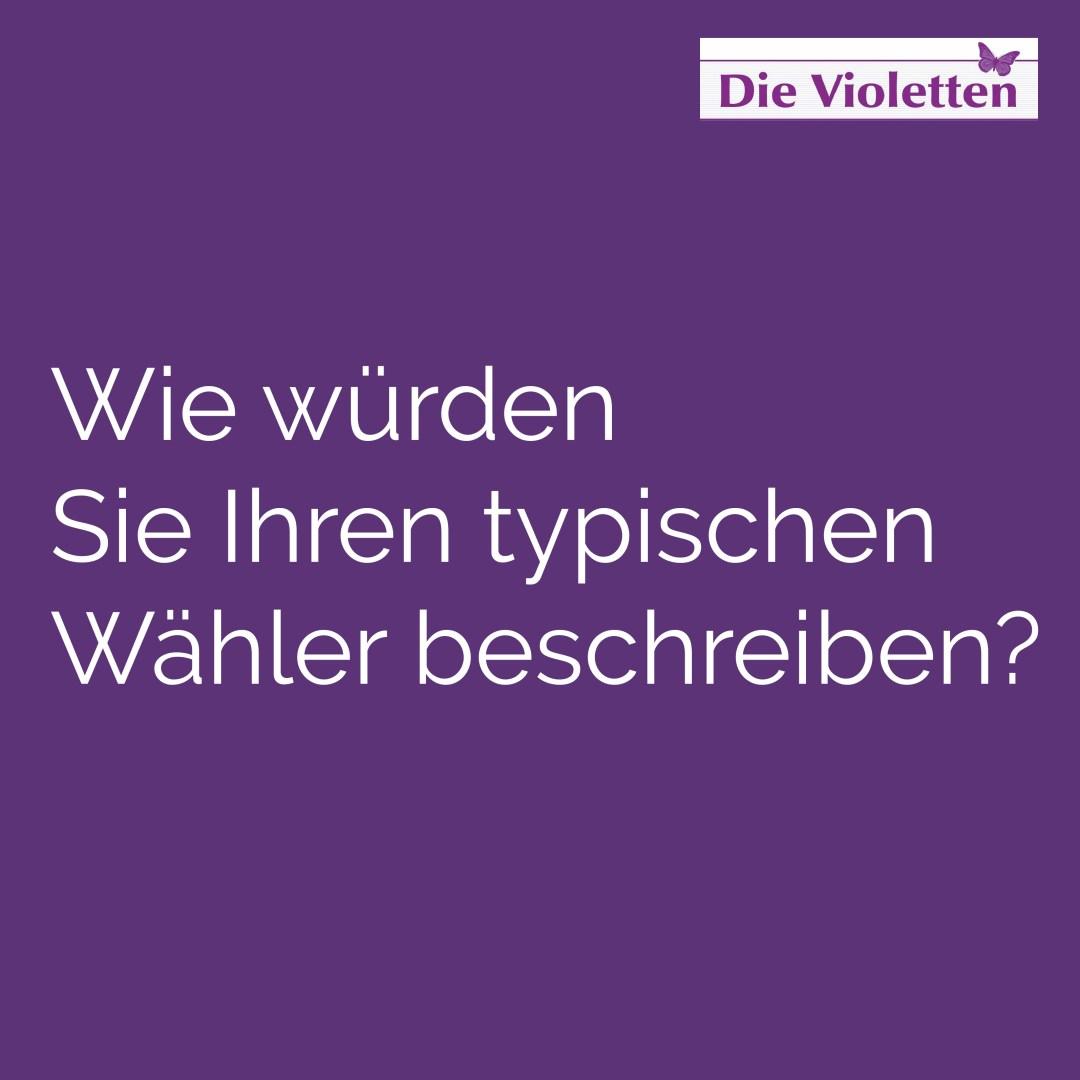 Frage1_Die Violetten