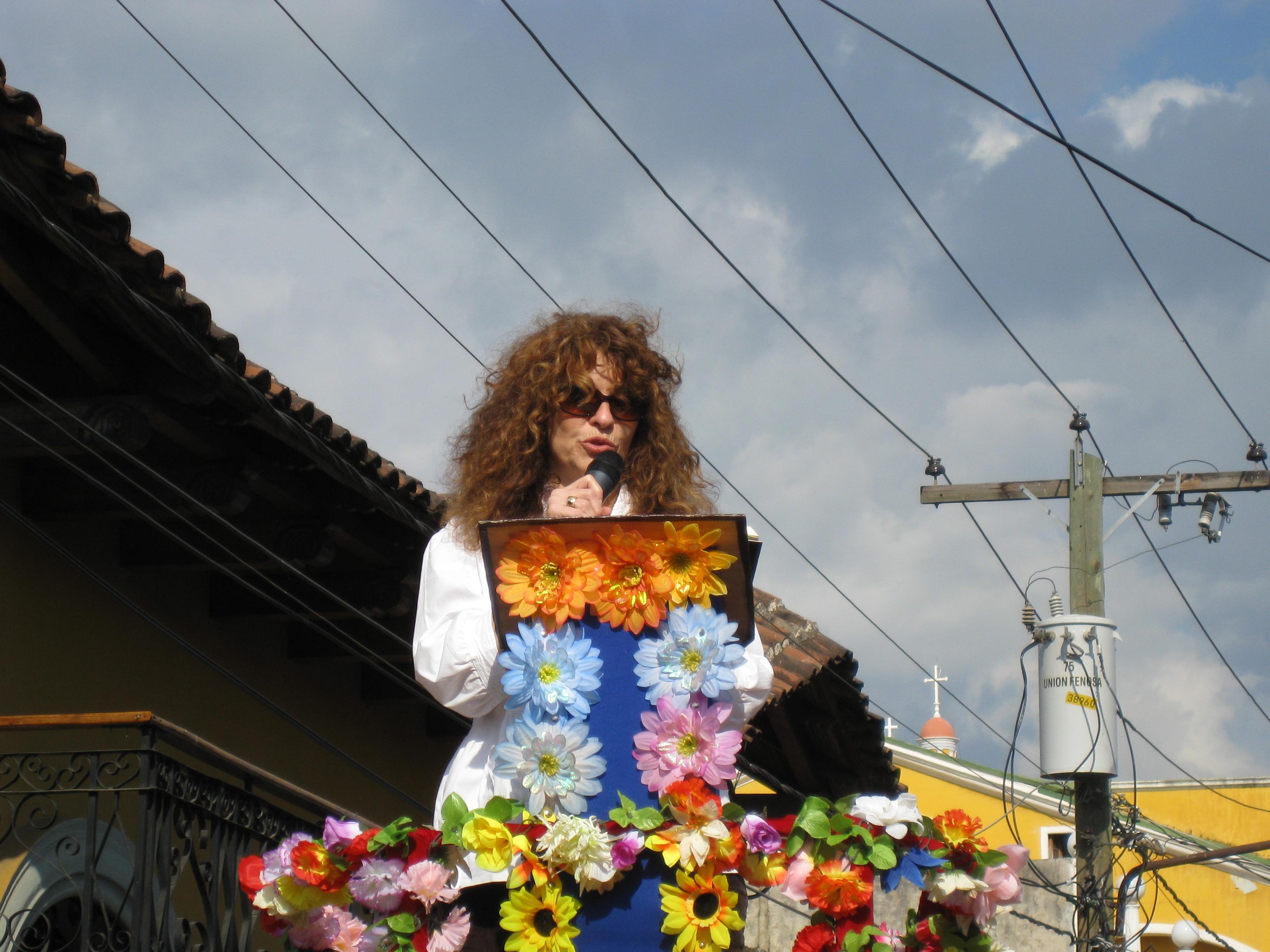 Gioconda Belli 2009
