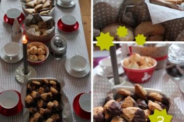 Adventscafé, Plätzchen, Adventskalender