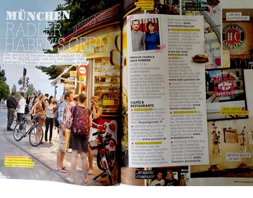 COUCH magazin München