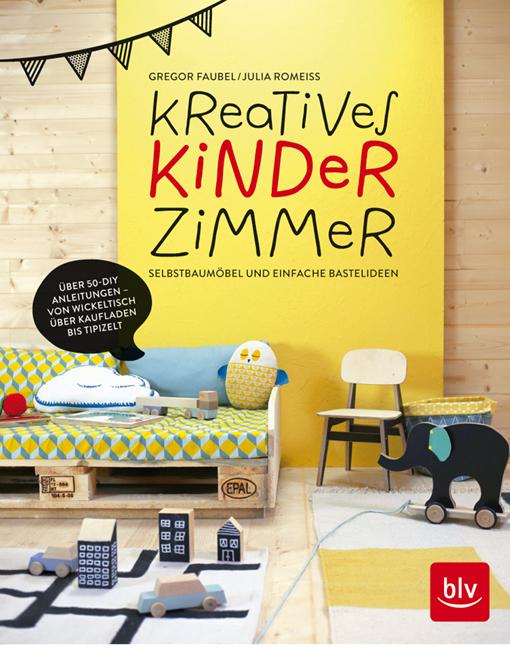DIY Kinderzimmer, Kinderzimmerbuch, Kinderzimmerideen, DIY, Kinder