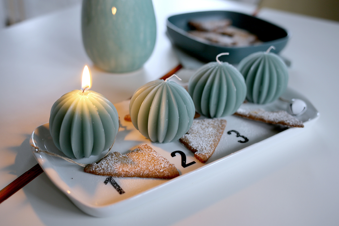 Achtsamkeit: Kerzen Meditation