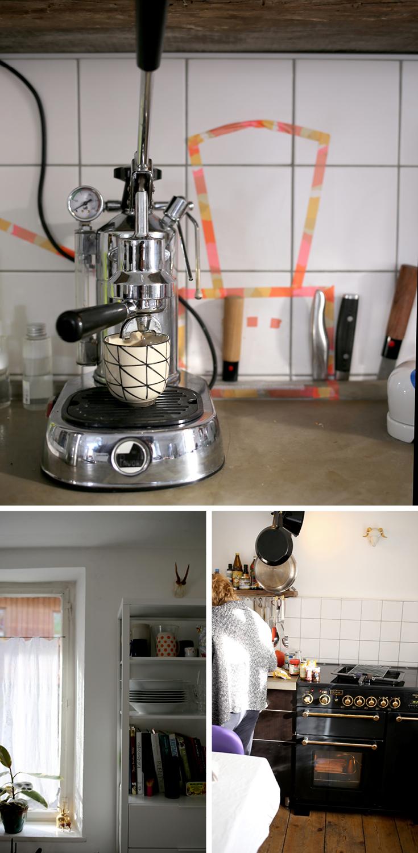 Küche, Wohnungsbericht, Interiorblogger, Haustour