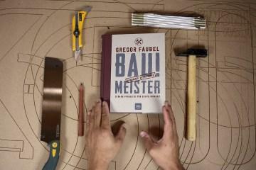 Selbstbaumöbel, Baumeister, BlV-Verlag, Gregor Faubel