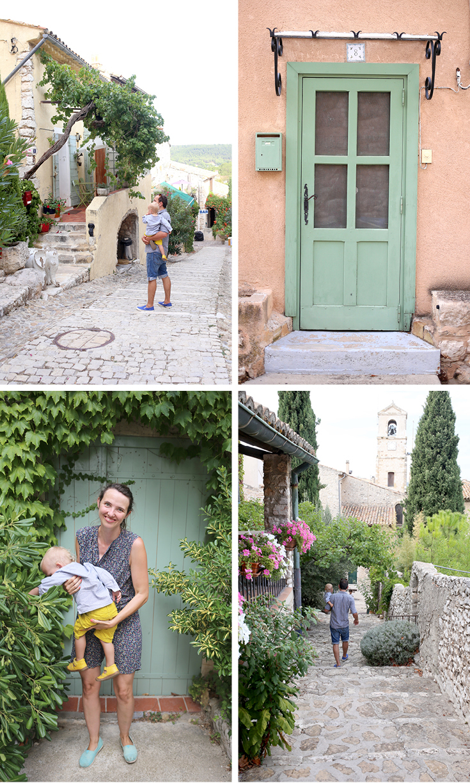 Ventabren, Frankreich, Provence, Urlaub mit Kind