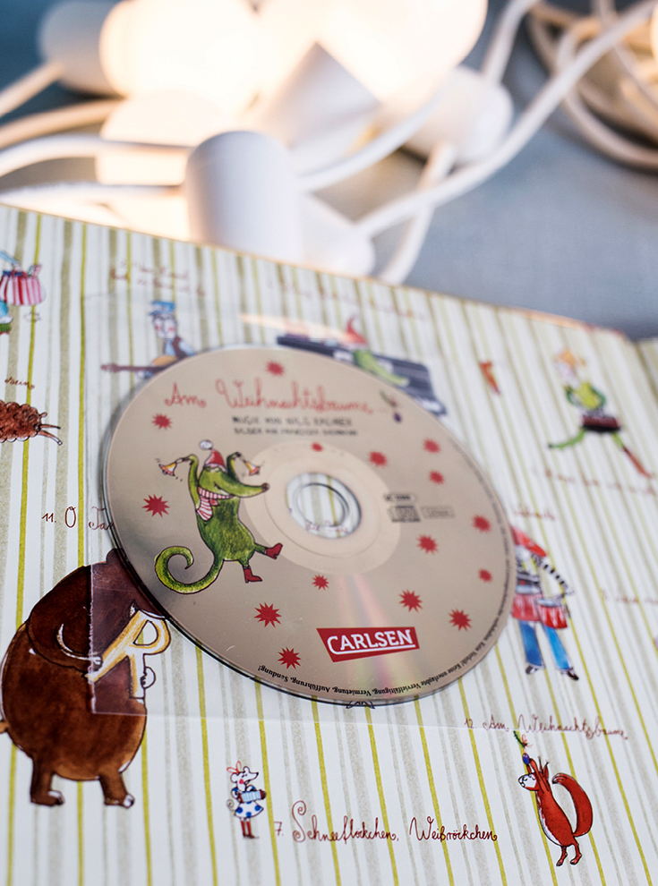 Am Weihnachtsbaume, Weihnachtslieder für Kinder, Weihnachts-CD