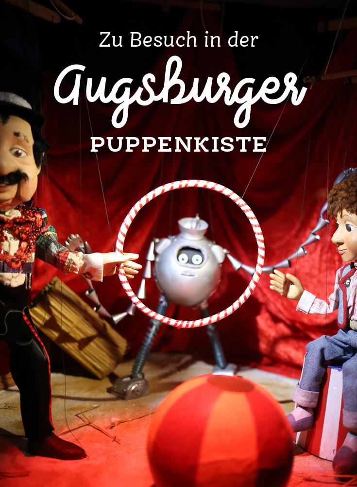Augsburger Puppenkiste, Marionetten, Marionetten-Theater, Augsburg Museum, Kindermuseum