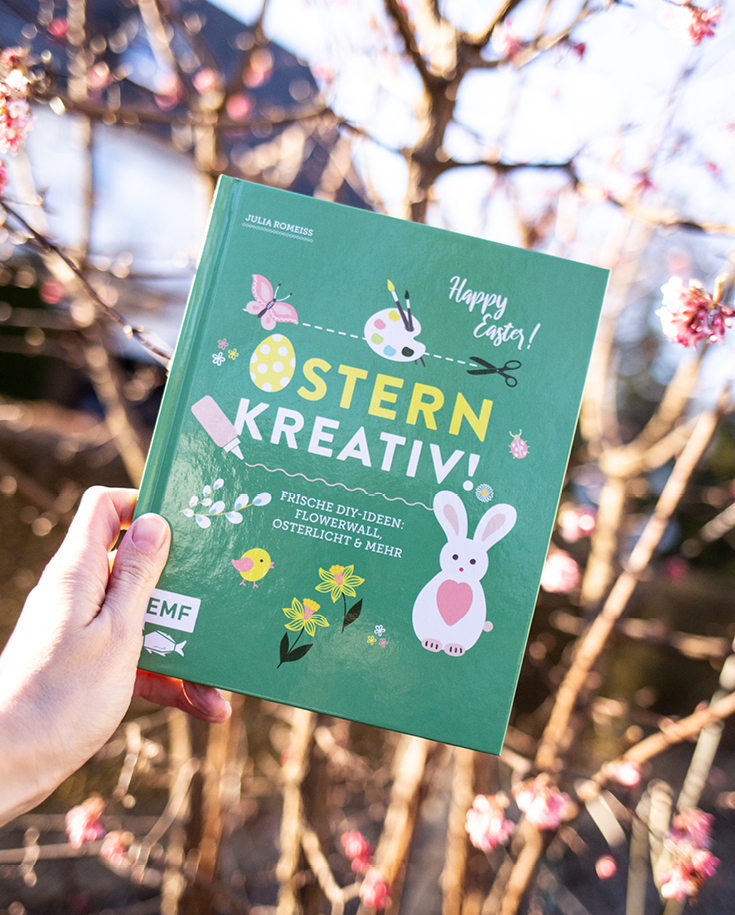 Title Ostern Kreativ. Edition Michael Fischer. Kreativbuch zu Ostern.