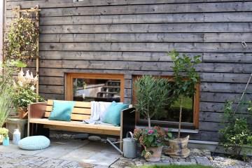 Garten Selbstbaumöbel Gartenmöbel Selberbauen