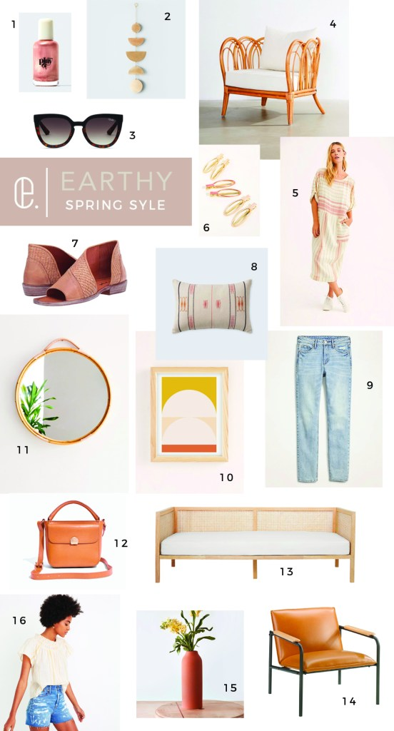 SPRING STYLE featured by top interior designer E.INTERIORS