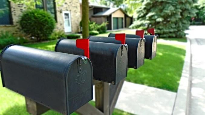 Briefkasten zur Hauseinweihung verschenken