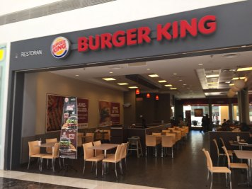 Burger King Mesra Mall