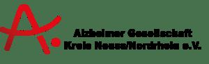Alzheimer Gesellschaft Neuss/Nordrhein e. V. Logo