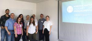 Gruppenbild vom Workshop
