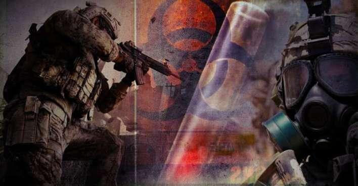 نتيجة بحث الصور عن الأسلحة النووية والكيميائية والبيولوجية