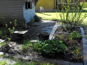 Lillträdgården