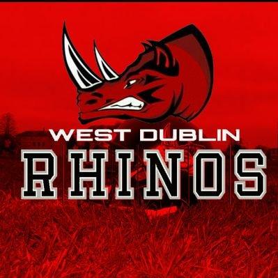 West Dublin Rhinos Logo