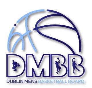Dublin Men's Basketball Board Logo