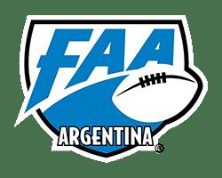 Football Americano Argentina Logo