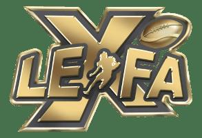 LEXFA Gold Logo