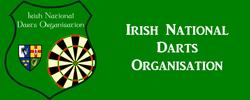 Irish National Darts Organisation Logo