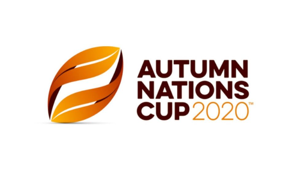 Autumn Nations Cup 2020 Logo