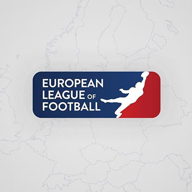 European League of Football Logo
