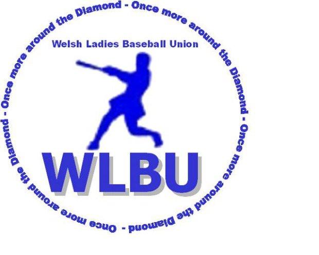 Welsh Ladies Baseball Union Logo