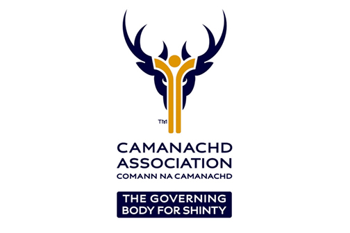 Camanachd Association Logo