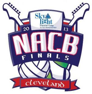 North Amerocan County Board GAA Finals Cleveland 2013 Logo