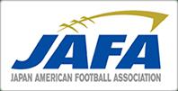 Japan American Football Association Logo