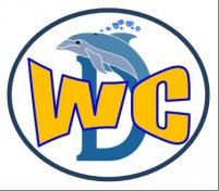 West Clare Dolphins Logo 2010