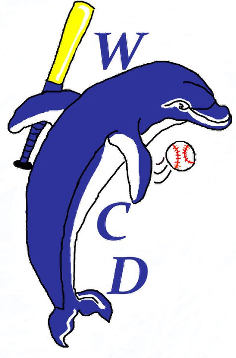 West Clare Dolphins Logo 2011