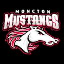 Moncton Mustangs Logo
