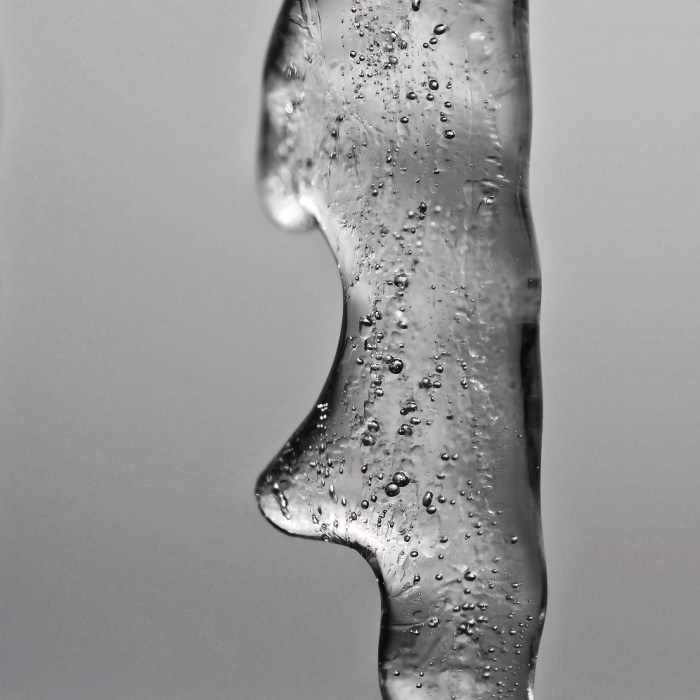 Another abstract icicle