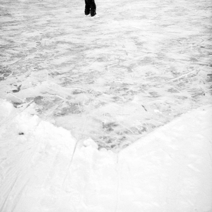 Icerink - a photo by Eirik Jeistad