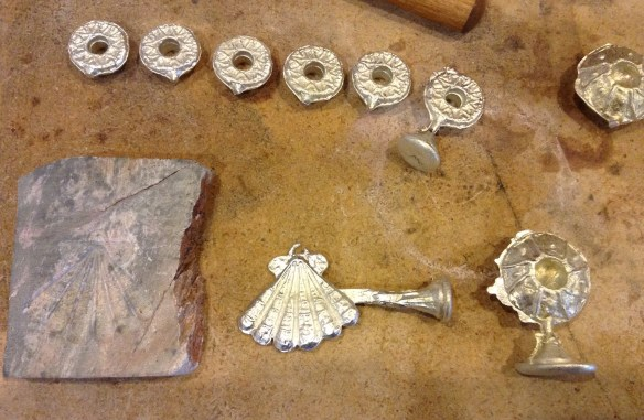 pewter casting