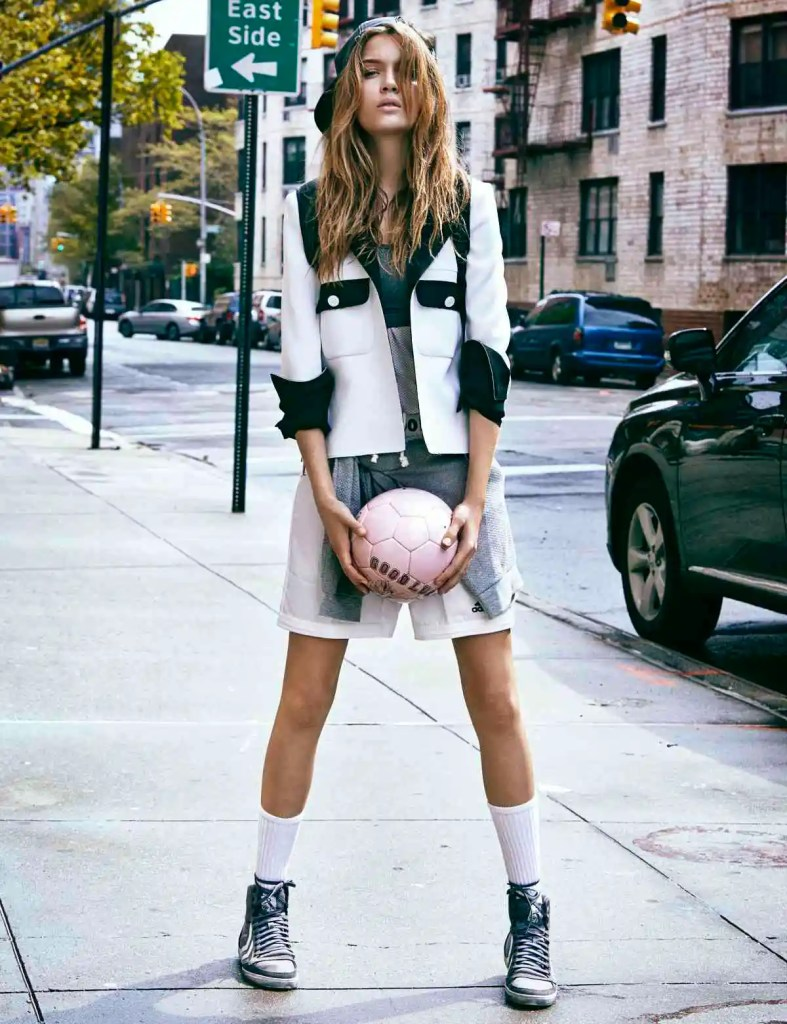 Soccer fashion 01