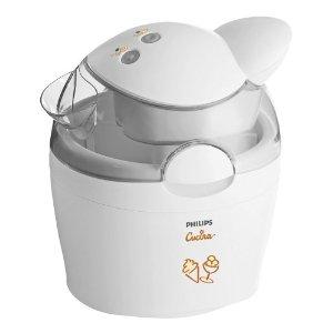 Eismaschinen  Testbericht und Rezension: Philips Cucina HR2305 Eismaschine