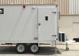 trailer ambient air quality monitoring station tatweer petroleum
