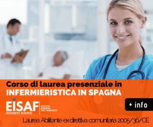 Lauera infermieristica in Spagna